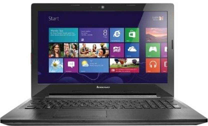 Lenovo G50 45 Notebook APU Quad Core A8 4GB 500GB Win8