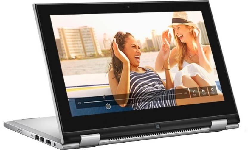 Dell Inspiron Core i7 5th Gen - (8 GB/256 GB SSD/Windows 8 Pro) 7348 2 in 1 Laptop