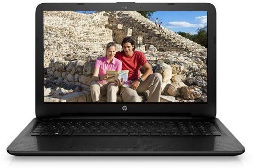 HP Pavilion Celeron Dual Core 4th Gen - (2 GB/500 GB HDD/Windows 10 Home) (P4Y38PA#ACJ) 15-ac167TU Notebook