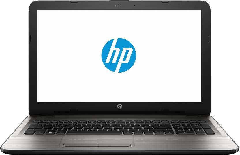 HP APU Quad Core E2 6th Gen - (4 GB/500 GB HDD/DOS) 15-bg003AU Notebook