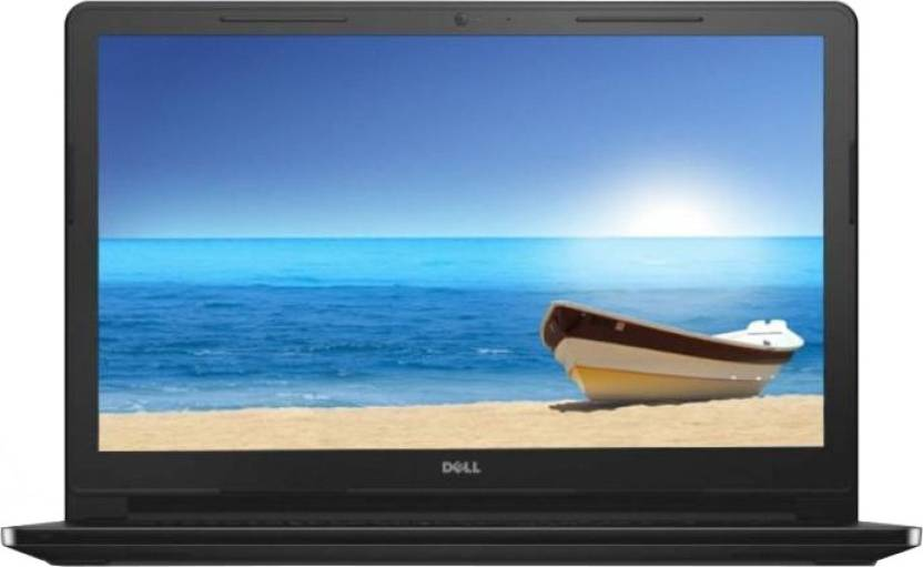 New Dell Inspiron With 4 GB Ram & 1TB HDD From @ Rs.26,990 By Flipkart | Dell Inspiron Core i3 6th Gen - (4 GB/1 TB HDD/Linux) A561201UIN9 3467 Notebook  (14 inch, Black) @ Rs.26,990