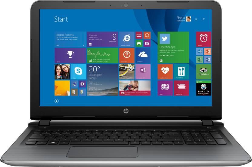 HP Pavilion Core i5 6th Gen - (8 GB/1 TB HDD/Windows 10 Home/4 GB Graphics) 15-ab522TX Notebook