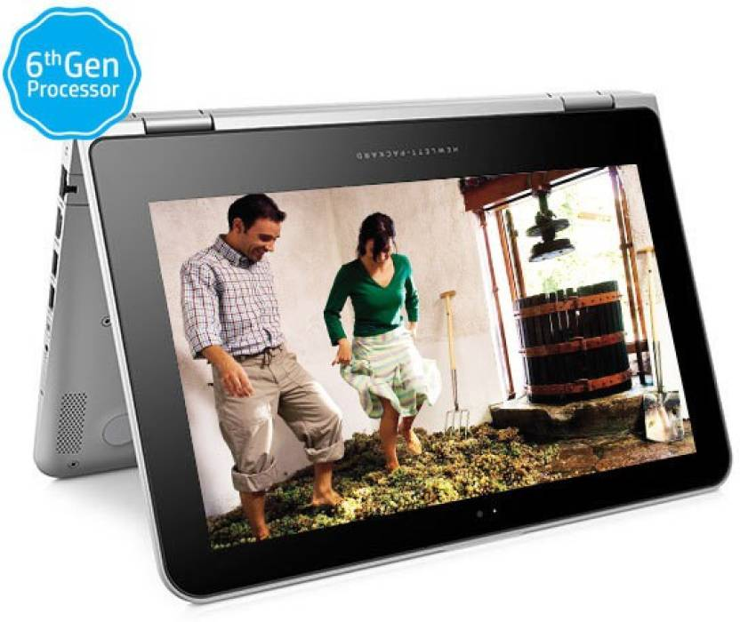 HP Pavilion x360 Core i5 6th Gen - (4 GB/1 TB HDD/Windows 10 Home) s101Tu T0Y57PA 2 in 1 Laptop