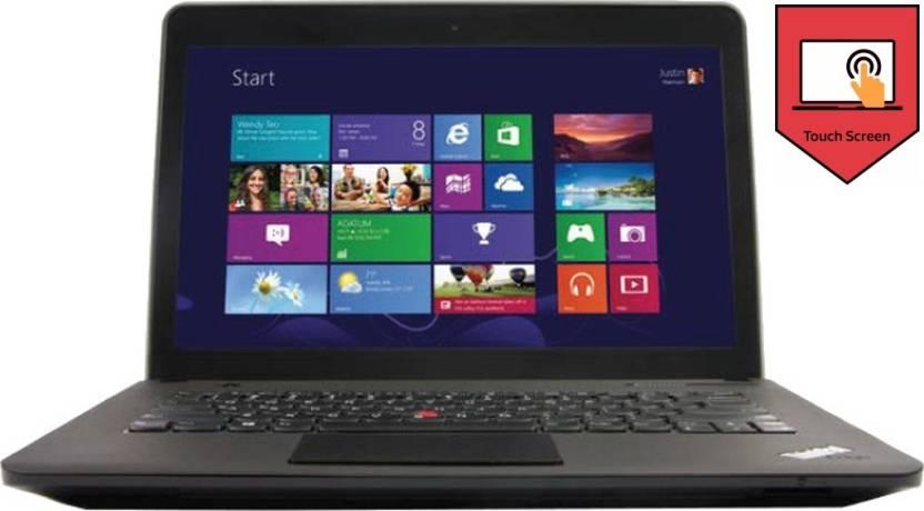 Lenovo Thinkpad E431 Notebook (3rd Gen Ci7/ 4GB/ 500GB/ Win8/ 2GB Graph/ Touch)