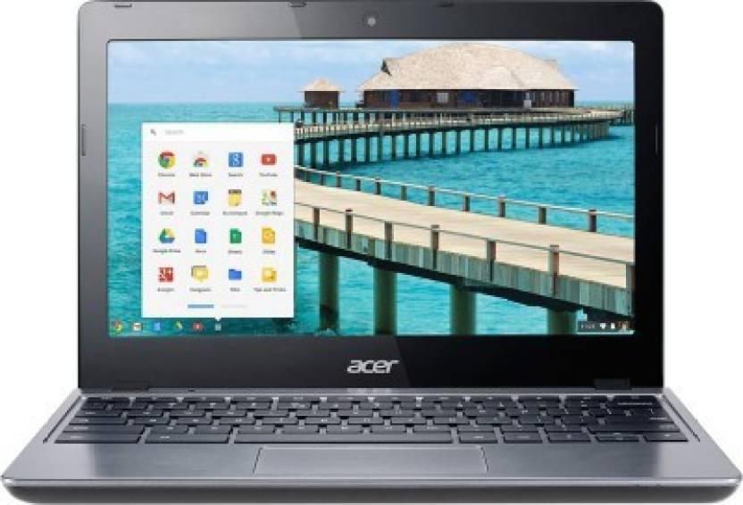 Acer C720 Chromebook Netbook (Celeron Dual Core 4th Gen/ 2GB/ 16GB/ Chrome OS) (NX.EESSI.002)