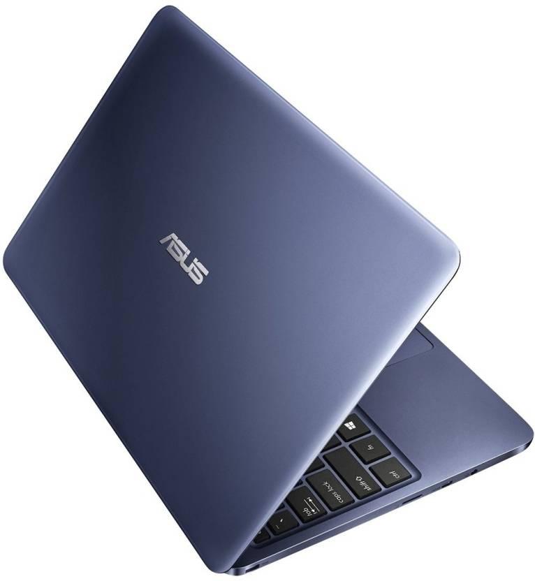 Asus EeeBook Atom - (2 GB/32 GB HDD/32 GB EMMC Storage/Windows 8.1) 90NL0732-M07230 X205TA Netbook