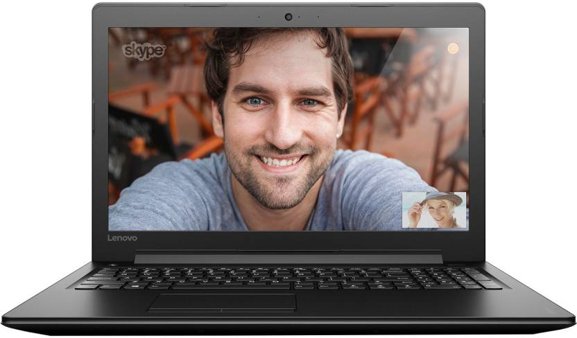 From Rs.33990 - Intel Core i5 Laptops By Flipkart | Lenovo 310 Core i5 6th Gen - (8 GB/1 TB HDD/DOS/2 GB Graphics) 80SM01EEIH IP 310 Notebook  (15.6 inch, Black, 2.2 kg) @ Rs.39,990