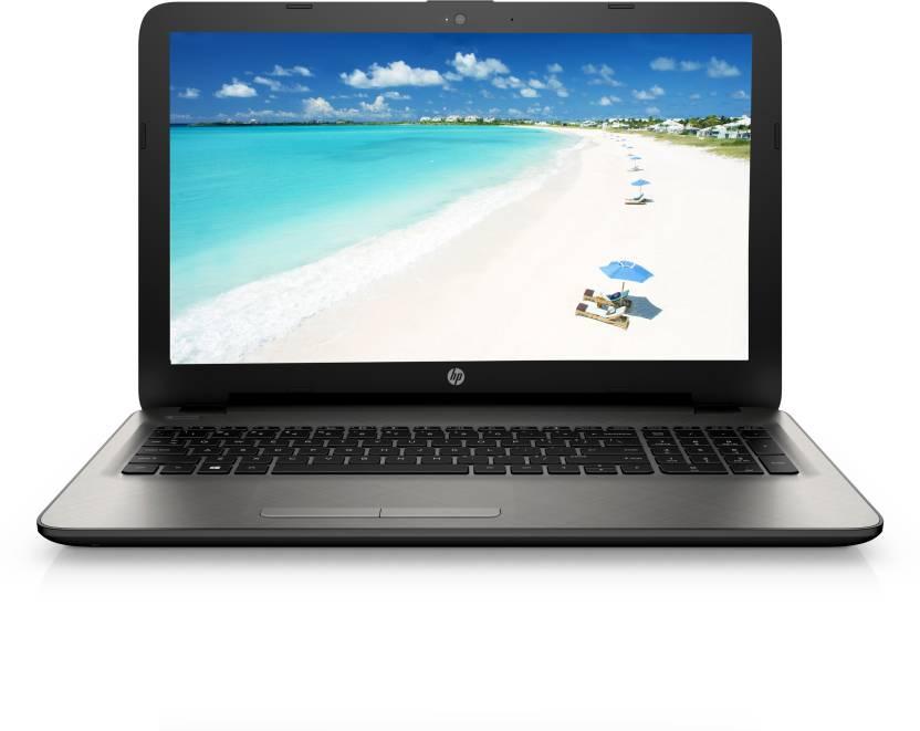 HP APU Quad Core A8 6th Gen - (4 GB/1 TB HDD/DOS/2 GB Graphics) 15-af008AX Notebook