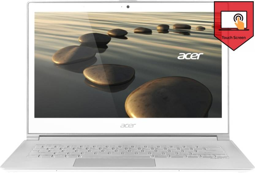 Acer Aspire S7-392 Ultrabook (4th Gen Ci5/ 4GB/ 256GB SSD/ Win8/ Touch) (NX.MBKSI.005)