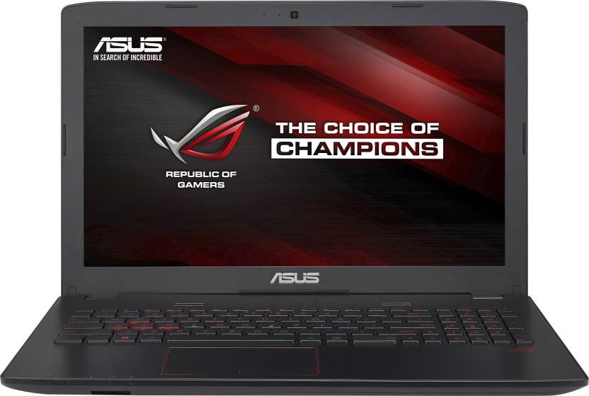 636fd1e06364 Asus ROG Core i7 6th Gen - (16 GB/1 TB HDD/128 GB SSD/Windows 10 Home/4 GB  Graphics) CN430T Gaming Laptop
