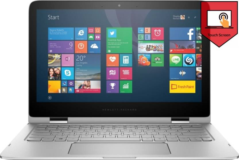 HP Core i7 5th Gen - (8 GB/256 GB SSD/Windows 8.1) L2Z81PA 13-4013TU x360 Ultrabook