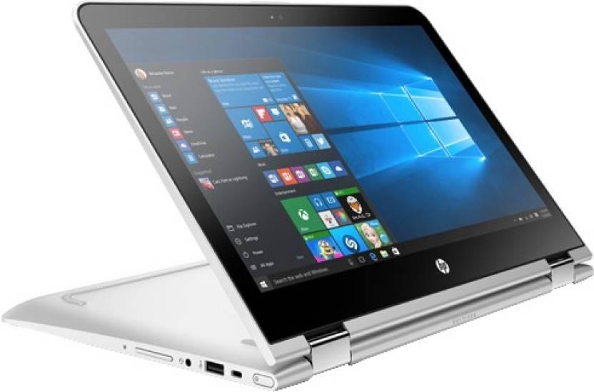 HP Pavilion x360 Core i3 7th Gen - (4 GB/1 TB HDD/Windows 10 Home) 13-u104tu 2 in 1 Laptop