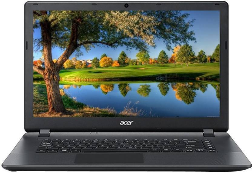 Acer E SERIES APU Quad Core A8 5th Gen - (4 GB/1 TB HDD/Linux) ES1-521 Laptop