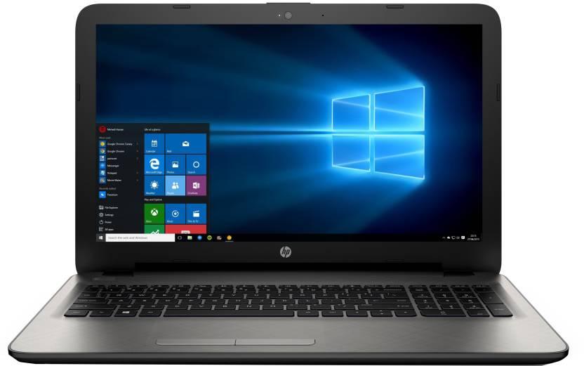 HP APU Quad Core A8 6th Gen - (4 GB/1 TB HDD/Windows 10 Home) P3C92PA#ACJ 15-af114AU Notebook