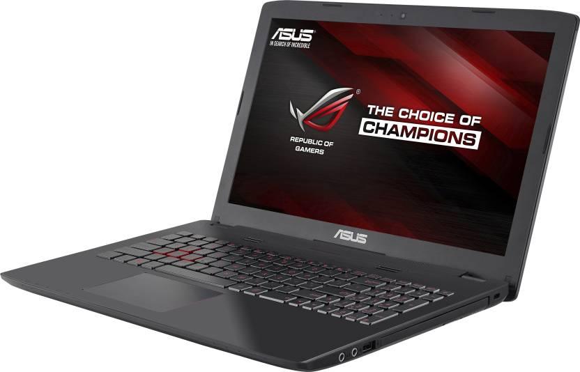 Asus ROG Core i7 6th Gen - (8 GB/1 TB HDD/Windows 10 Home/4 GB Graphics) 90NB09I3-M05010 GL552VW-CN426T Notebook