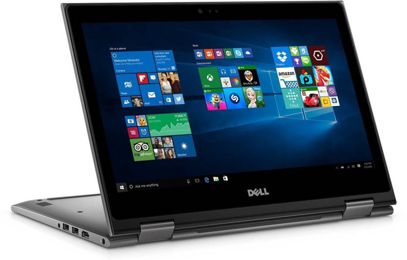 Dell 5000 Core i5 6th Gen - (8 GB/1 TB HDD/Windows 10 Home) 5568 2 in 1 Laptop