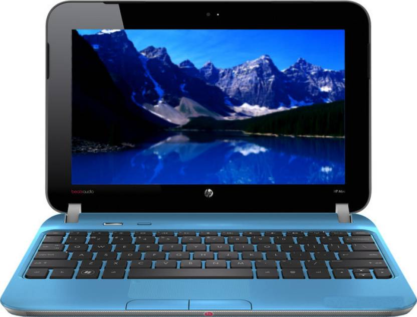 HP Mini 210-4030TU Laptop (2nd Gen Atom Dual Core/ 2GB/ 320GB/ Win7 Starter)