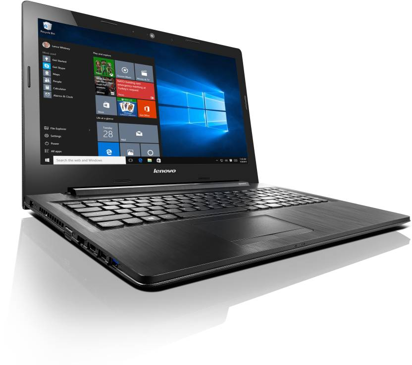 Lenovo G Series APU Quad Core A8 6th Gen - (4 GB/1 TB HDD/Windows 10 Home) Y700-15ISK Notebook