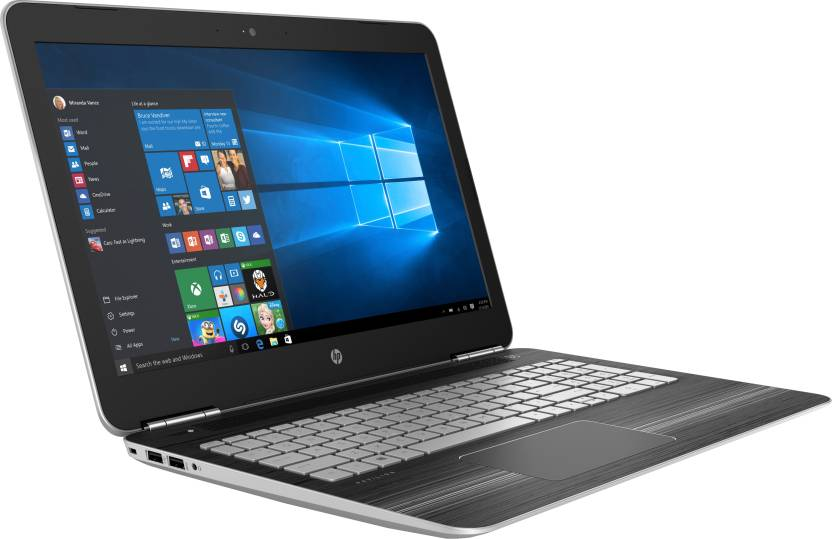 HP Core i7 6th Gen - (16 GB/1 TB HDD/128 GB SSD/Windows 10 Home/4 GB Graphics) 15-bc008TX Gaming Laptop(15.6 inch, Natural SIlver, 2.18 kg)