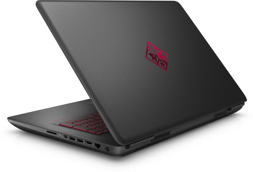 HP OMEN Core i7 7th Gen - (16 GB/1 TB HDD/256 GB SSD/Windows 10 Home/8 GB Graphics) 17-w250TX Gaming Laptop(17.3 inch, Black)
