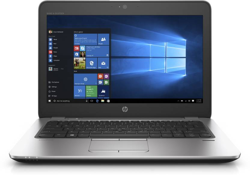 HP EliteBook Core i7 6th Gen - (8 GB/256 GB SSD/Windows 10 Pro) 820 G3 Business Laptop(12.5 inch, SIlver, 1.26 kg)