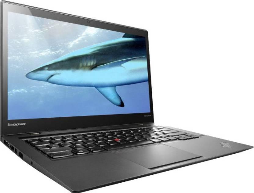 Lenovo X1CARBON 208A Ultrabook (4th Gen Ci7/ 8GB/ Win7) (20A80056IG)