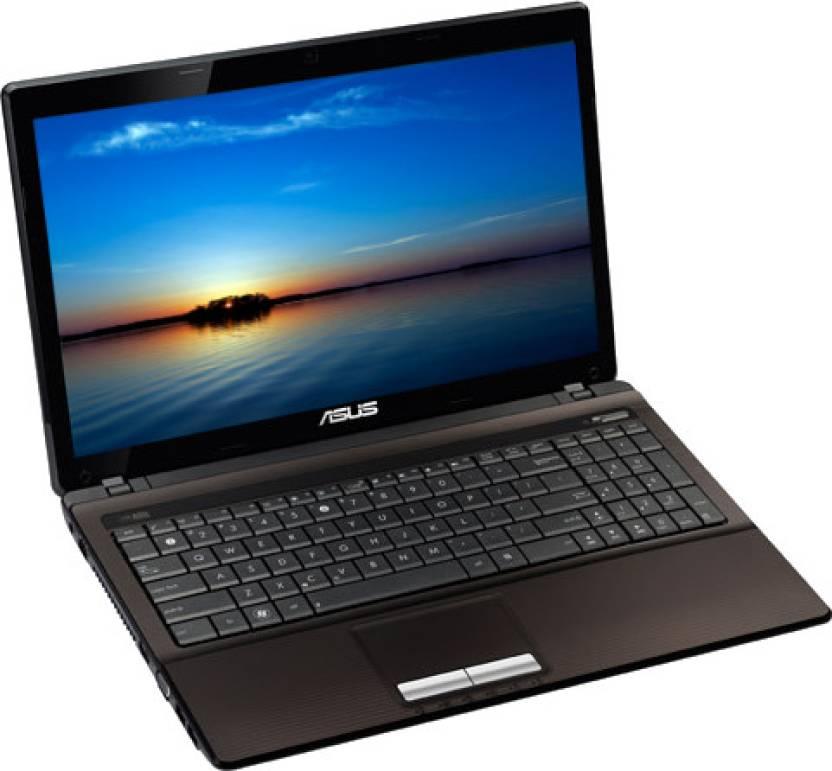 Asus X53U-SX358D Laptop (APU Dual Core/ 2GB/ 500GB/ DOS)