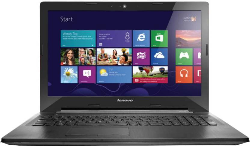 Lenovo APU Quad Core A8 6th Gen - (8 GB/1 TB HDD/Windows 8 1/2 GB Graphics)  G50-45 Laptop