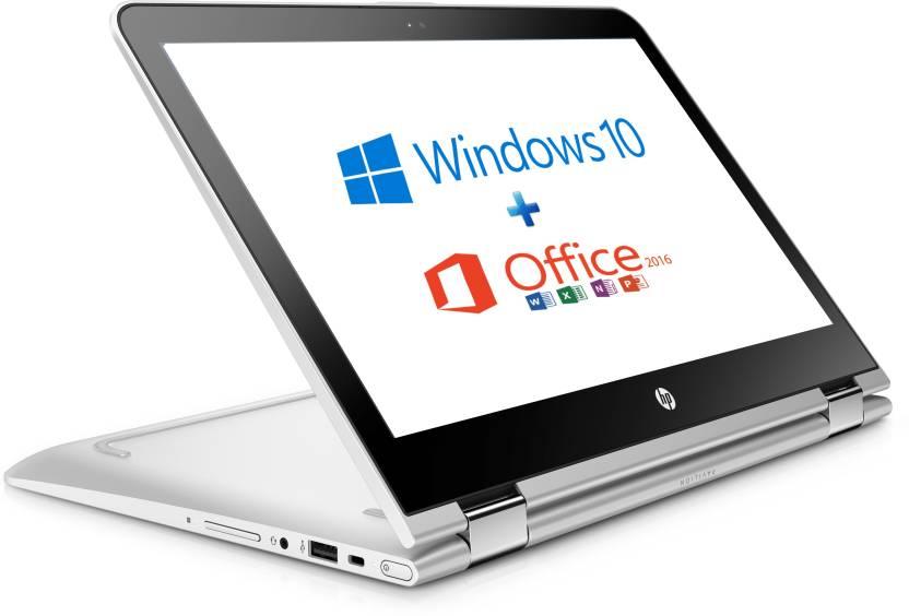 HP Core i5 7th Gen - (4 GB/1 TB HDD/Windows 10 Home) 13-U132TU x360 2 in 1 Laptop