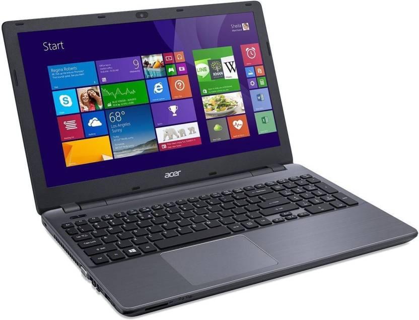 Acer E Series Core i3 4th Gen - (4 GB/500 GB HDD/Windows 8 Pro) E5-573 Business Laptop