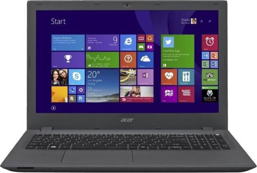 Acer E Series Core i3 5th Gen - (4 GB/1 TB HDD/Linux) E5-573 Laptop