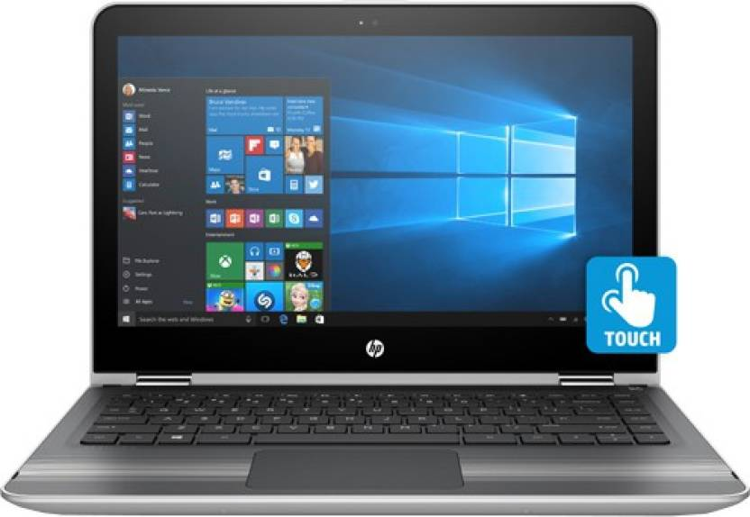 HP Core i7 7th Gen - (8 GB/256 GB SSD/Windows 10 Home) 13-U135TU x360 2 in 1 Laptop
