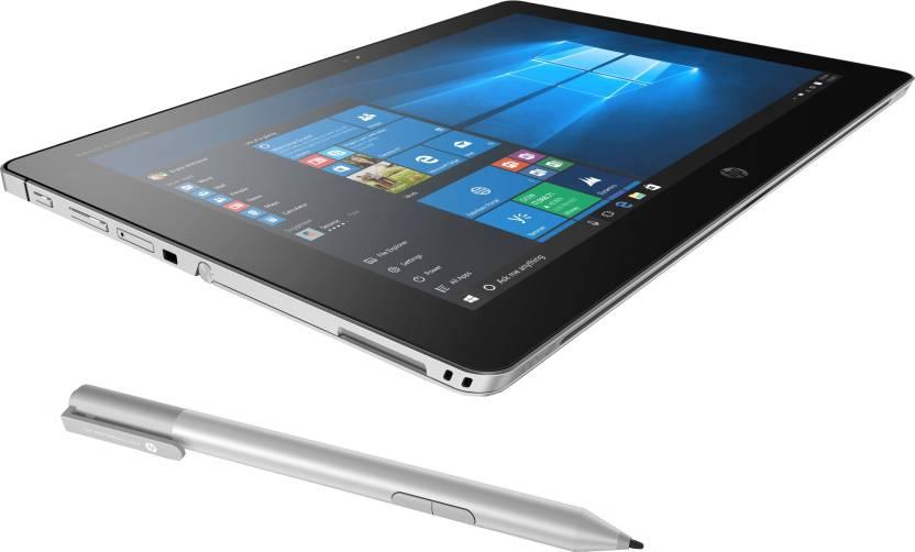 HP Core M 6th Gen - (8 GB/256 GB SSD/Windows 10 Pro) 1012 G1 2 in 1 Laptop(12 inch, Turbo SIlver, 1.21 kg)