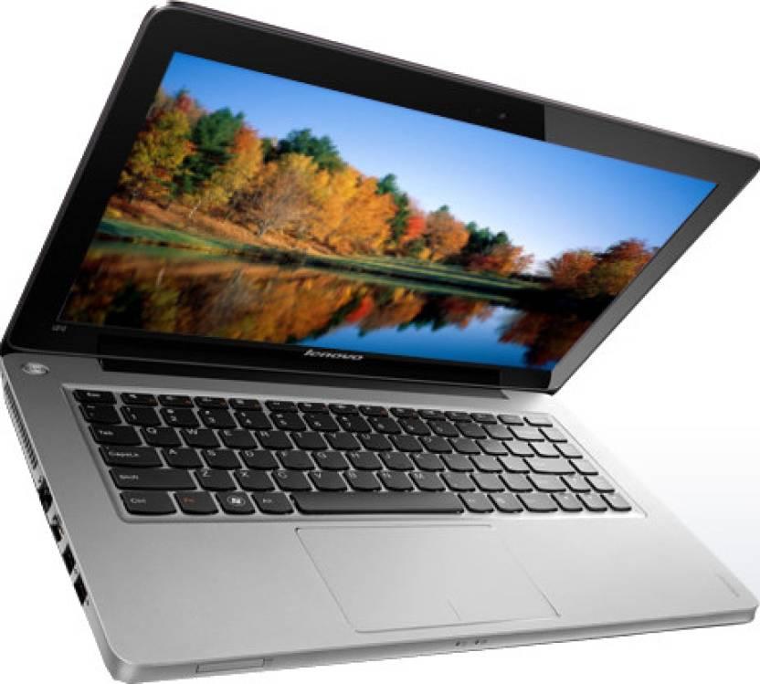 Lenovo Ideapad U310 (59-332848) Ultrabook (3rd Gen Ci5/ 4GB/ 500GB SATA 32GB SSD/ Win7 HB)