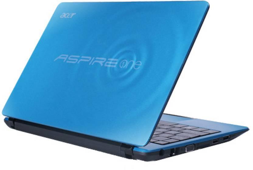 Acer Aspire One Netbook (APU Dual Core/ 2GB/ 320GB/ Win7 Starter/ 256MB Graph) (LU.SFT08.001)