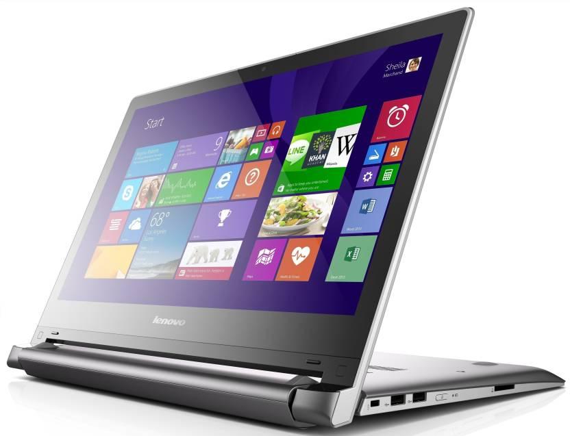 Lenovo APU Quad Core A6 6th Gen - (4 GB/500 GB HDD/8 GB SSD/Windows 8.1) Flex 2-14D Notebook