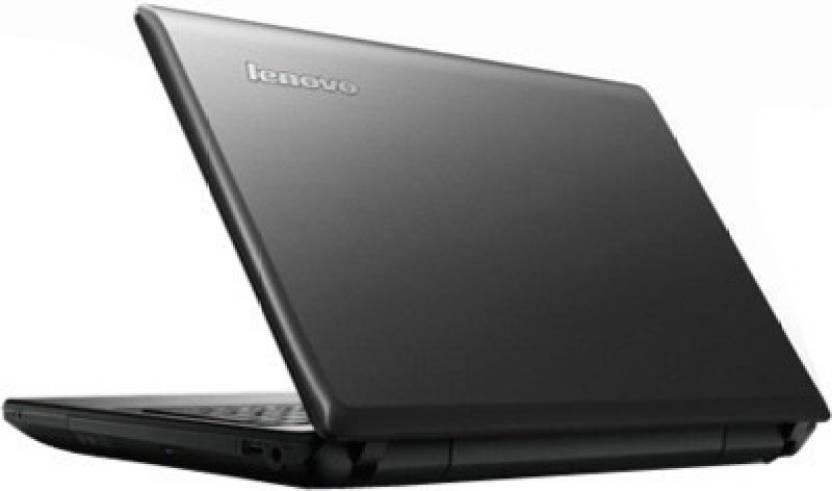 Lenovo Essential G580 (59-352560) Laptop (Celeron Dual Core/ 2GB/ 320GB/ Win8)