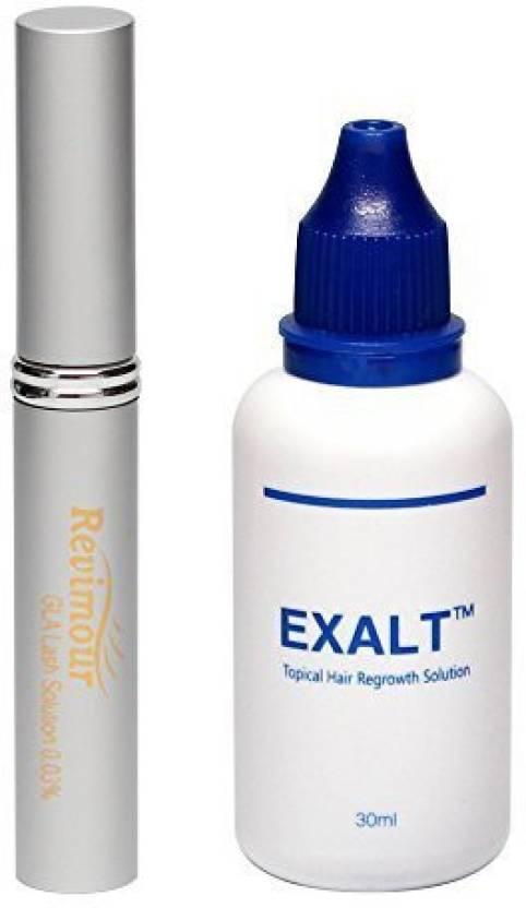 Omiera Labs Revimour Eyelash Growth Serum Eyebrow Conditioner