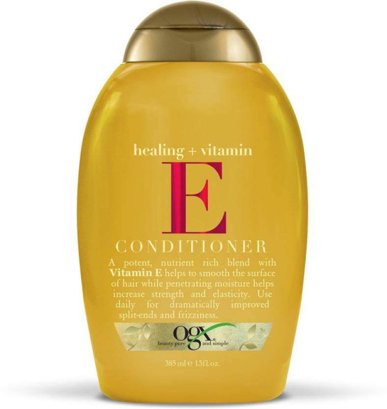 OGX Healing +Vitamin E Conditioner - Price in India, Buy OGX