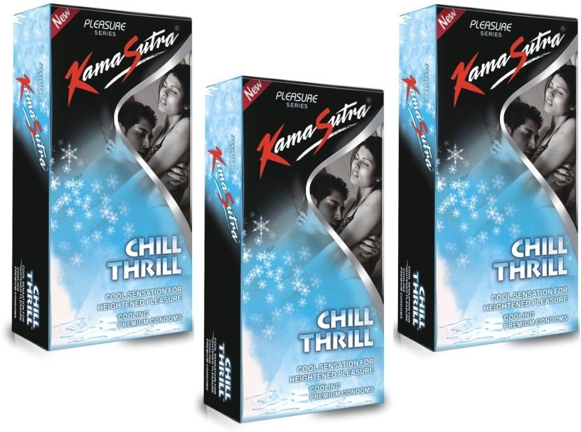 Menthol condoms