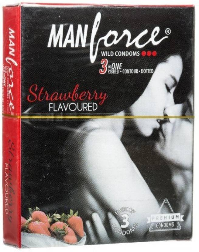 manforce condoms market share