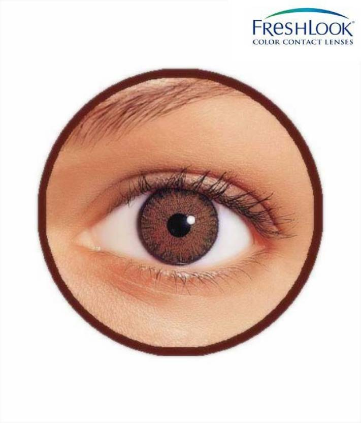 fdbdec0bcb9 Ciba Vision Freshlook Color Blends Monthly Contact Lens Price in ...