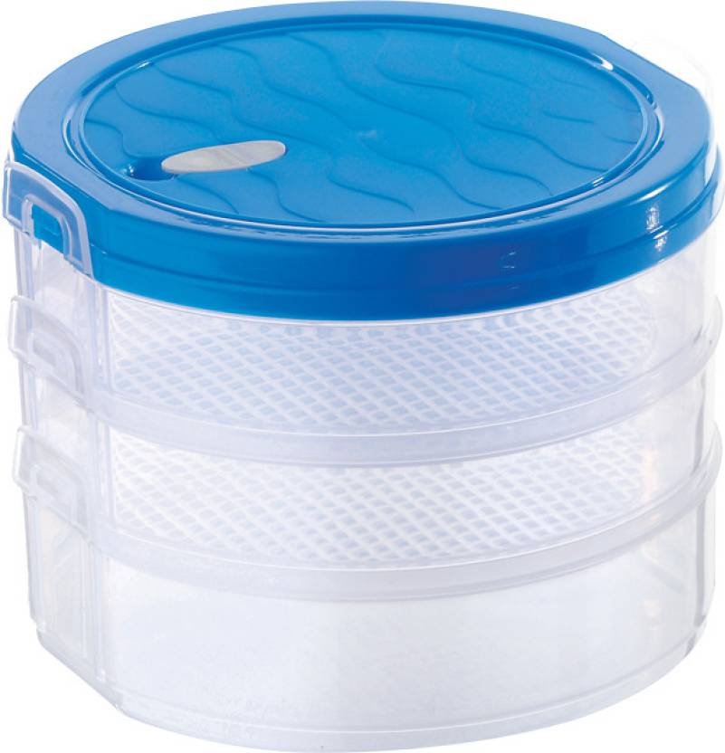 Prime Housewares Home Sprout Maker  - 3000 ml Plastic Food Storage