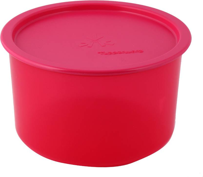 Tupperware    1400 ml Plastic Spice Container Pink