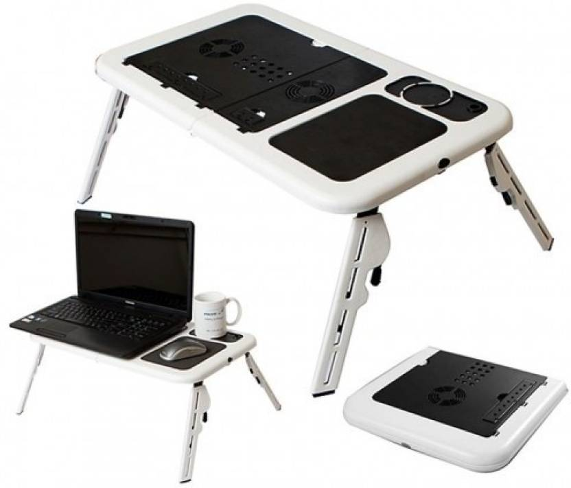 AndAlso E-table LD09 Foldable Laptop Stand Cooler Cooling Pad
