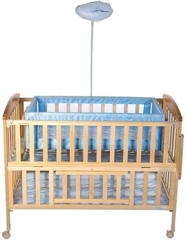 Meemee Baby Wooden Swing Mosquito Net Cot Buy Baby Cot Buy