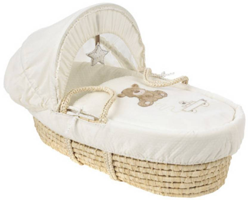 Mothercare Loved So Much Moses Basket Bassinet