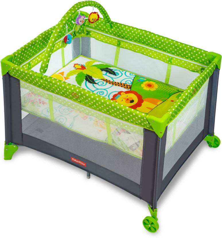 94a8e8a46 Fisher-Price Playmate Portable cot - Buy baby cot - Buy Babycare ...