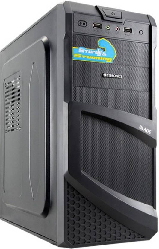 Zebronics Blade Without SMPS Full Tower Cabinet