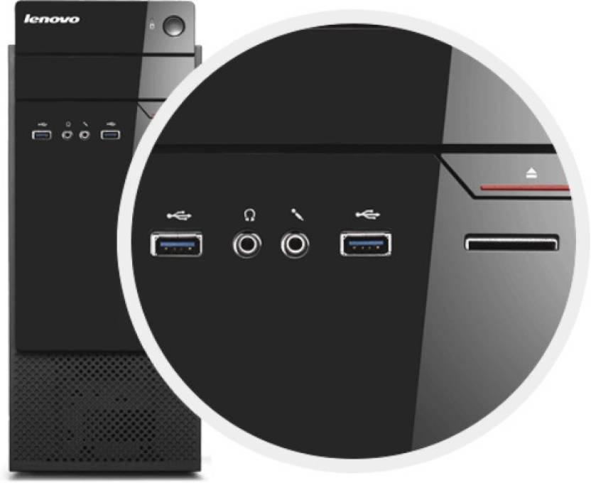 Lenovo S510 10KXA002IG Desktop Mid Tower with G4400 4 GB RAM